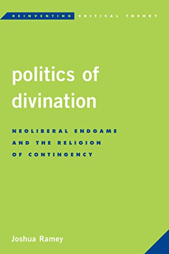 Joshua Ramey, Politics of Divination